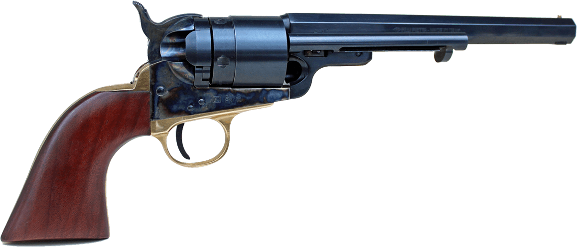 45 Colt Navy with Kirst Conversion and Ejector